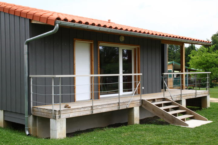 Location chalet Langeac